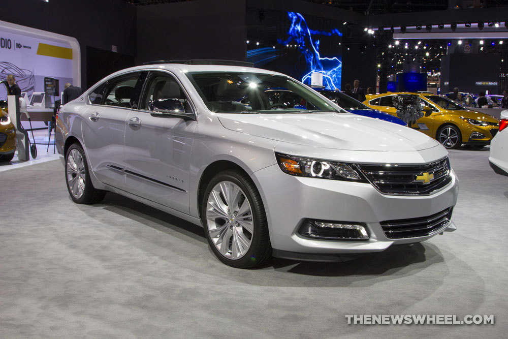 2017 chevrolet impala premier the news wheel chevy impala. Black Bedroom Furniture Sets. Home Design Ideas