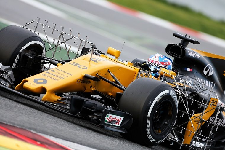 2017 F1 Pre-Season Week 1 - Renault