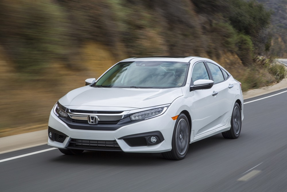 Honda Named 2017 Best Value Brand By Kelley Blue Book | The News Wheel