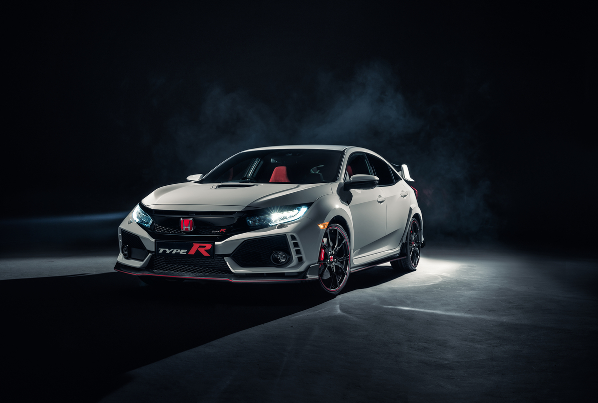 2017 civic type r the news wheel. Black Bedroom Furniture Sets. Home Design Ideas