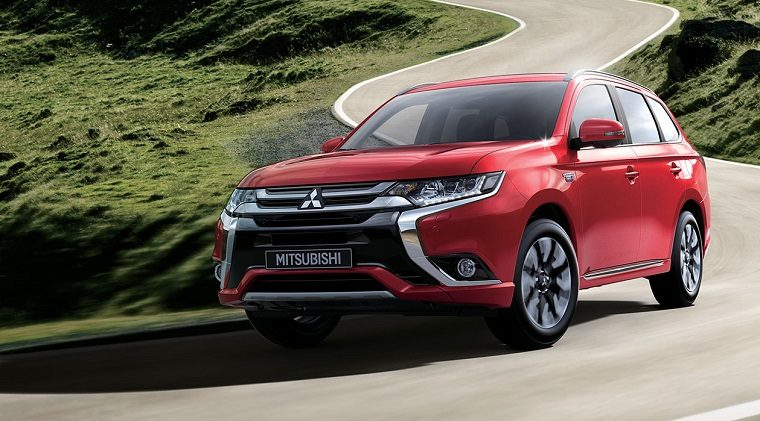 Mitsubishi Outlander PHEV Gets Cool Tech Upgrades The News - Cool car upgrades