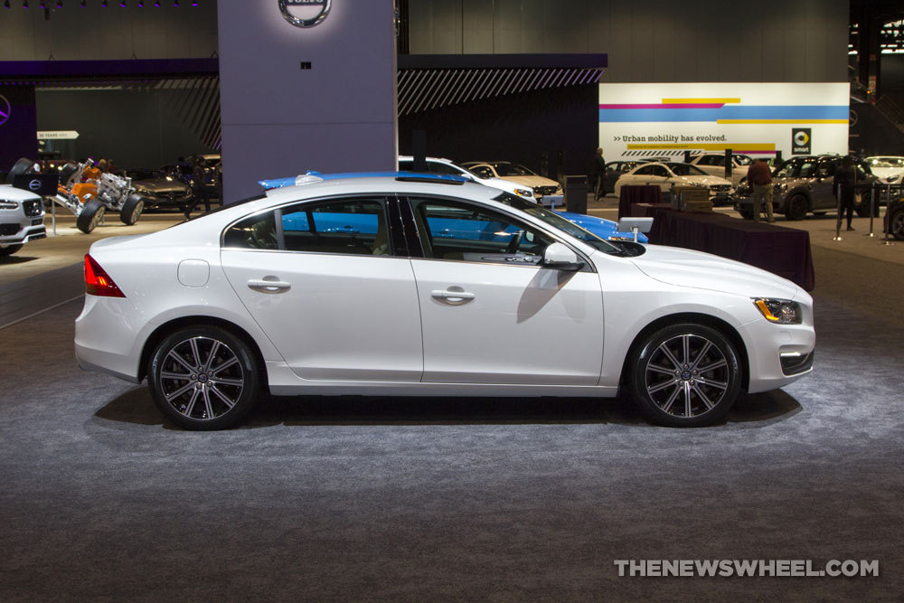 2017 volvo s60 overview the news wheel. Black Bedroom Furniture Sets. Home Design Ideas