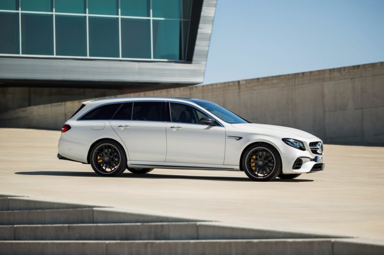 The AMG E 63 Wagon is one of the exciting vehicles that the German automaker is bringing to the New York International Auto Show