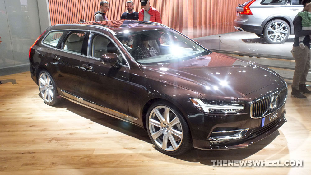 2018 Volvo V90 Wagon The News Wheel