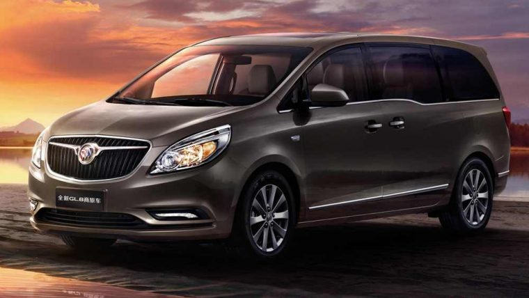The all-new Buick GL8 25S will be available in China
