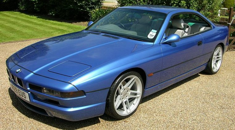 The BMW 8-Series could be making a comebackPhoto:The Car Spy