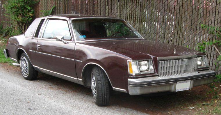 1978-79 Buick Regal