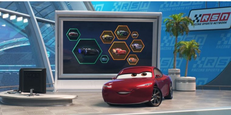 The Cars franchise claims three more talented entertainersPhoto: Disney/Pixar