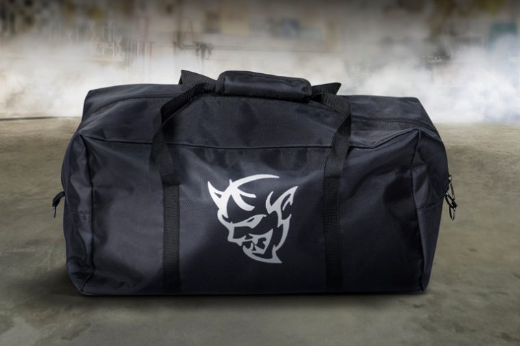 With this bag, you can take Demon customization on the go