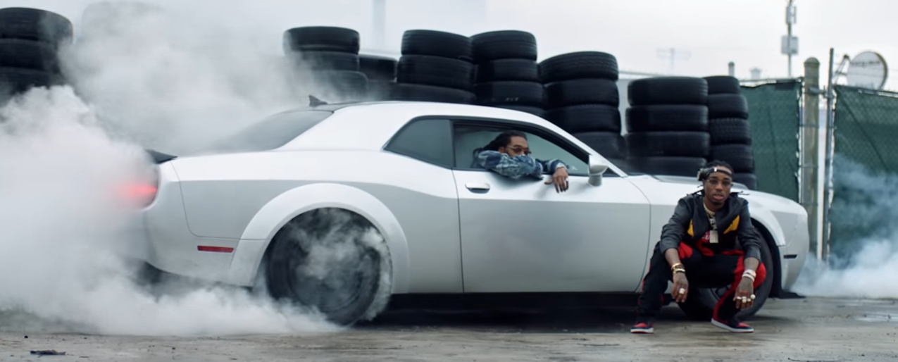 New Dodge Challenger >> The Dodge Demon Featured in Another 'The Fate of the Furious' Music Video - The News Wheel