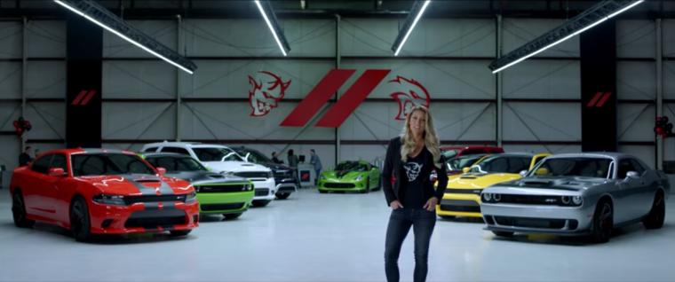 Perhaps Leah Pritchett is going to join the Fast & Furious Family