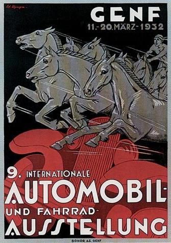 Geneva Poster 1932