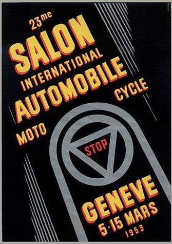 Geneva Poster 1953