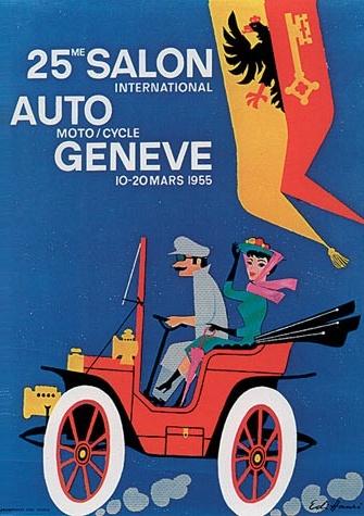 Geneva Poster 1955
