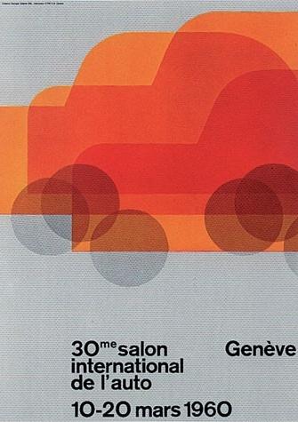 Geneva Poster 1960