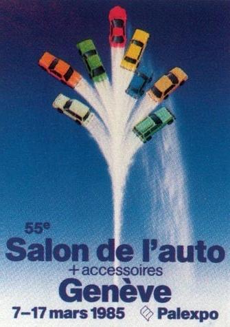 Geneva Poster 1985