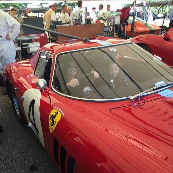 Geri Horner 1967 Ferrari 275 GTB