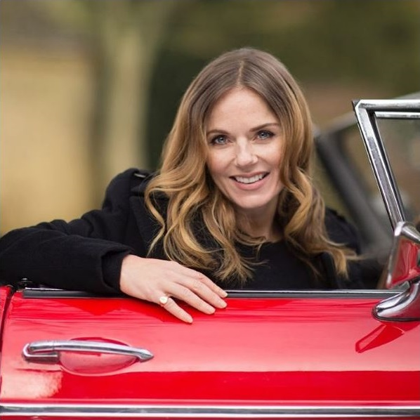 Geri Horner Geris 1990s My Drive to Freedom