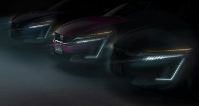 Clarity Series to Debut at New York International Auto Show