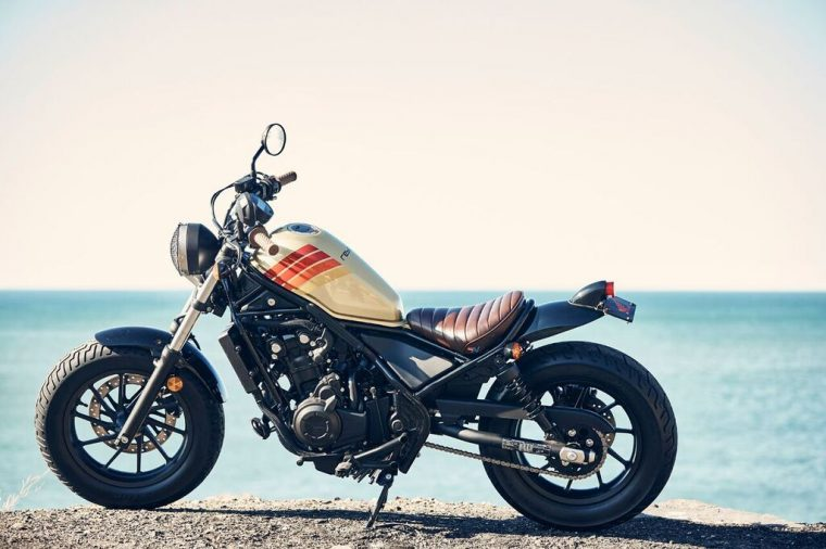 Launch of the Honda Rebel + Aviator Nation Motorcycle at SXSW
