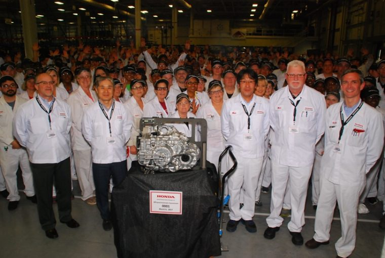 Honda Invests Nearly Million to Begin U.S. Production of New 10-Speed Transmission