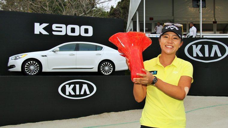 2016 Kia Classic Winner Lydia Ko