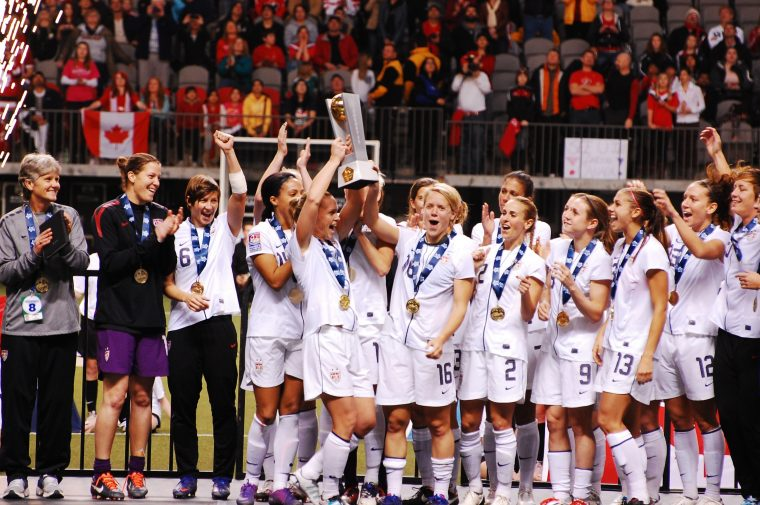 USWNT and Kia Sponsorship