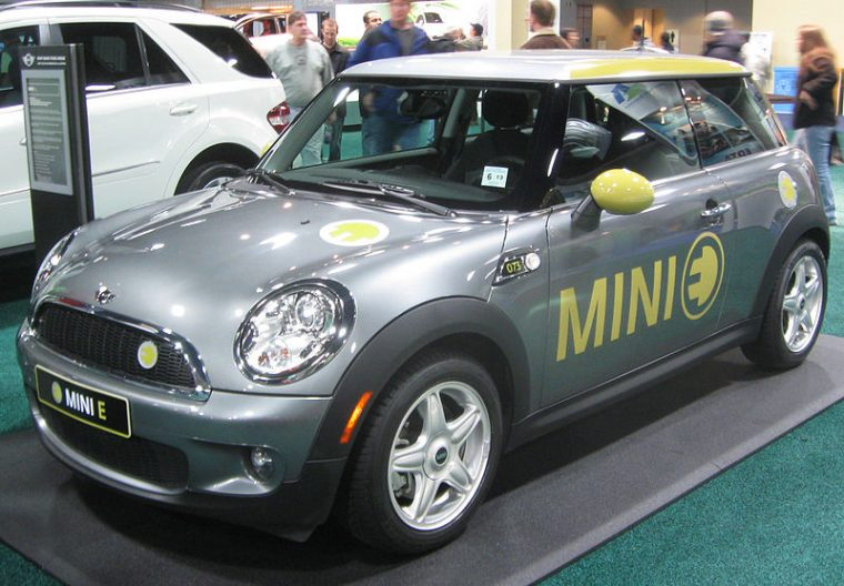 "The electric MINI Cooper might be getting ready to say ""auf wiedersehen"" to the United Kingdom"
