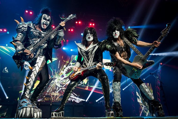 KISS at the New York Auto Show