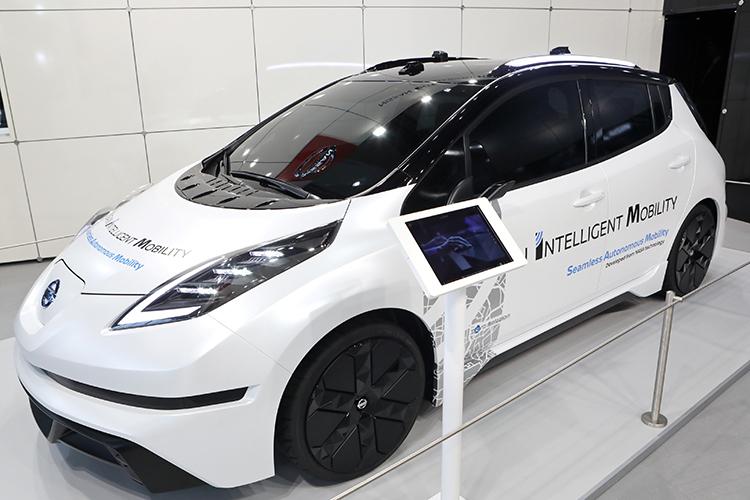 Nissan Presents Advanced Solutions for Autonomous Driving at CeBIT ...