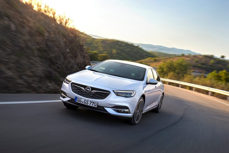 The 2018 Buick Regal is expected to closely resemble the Opel Insignia Grand Sport