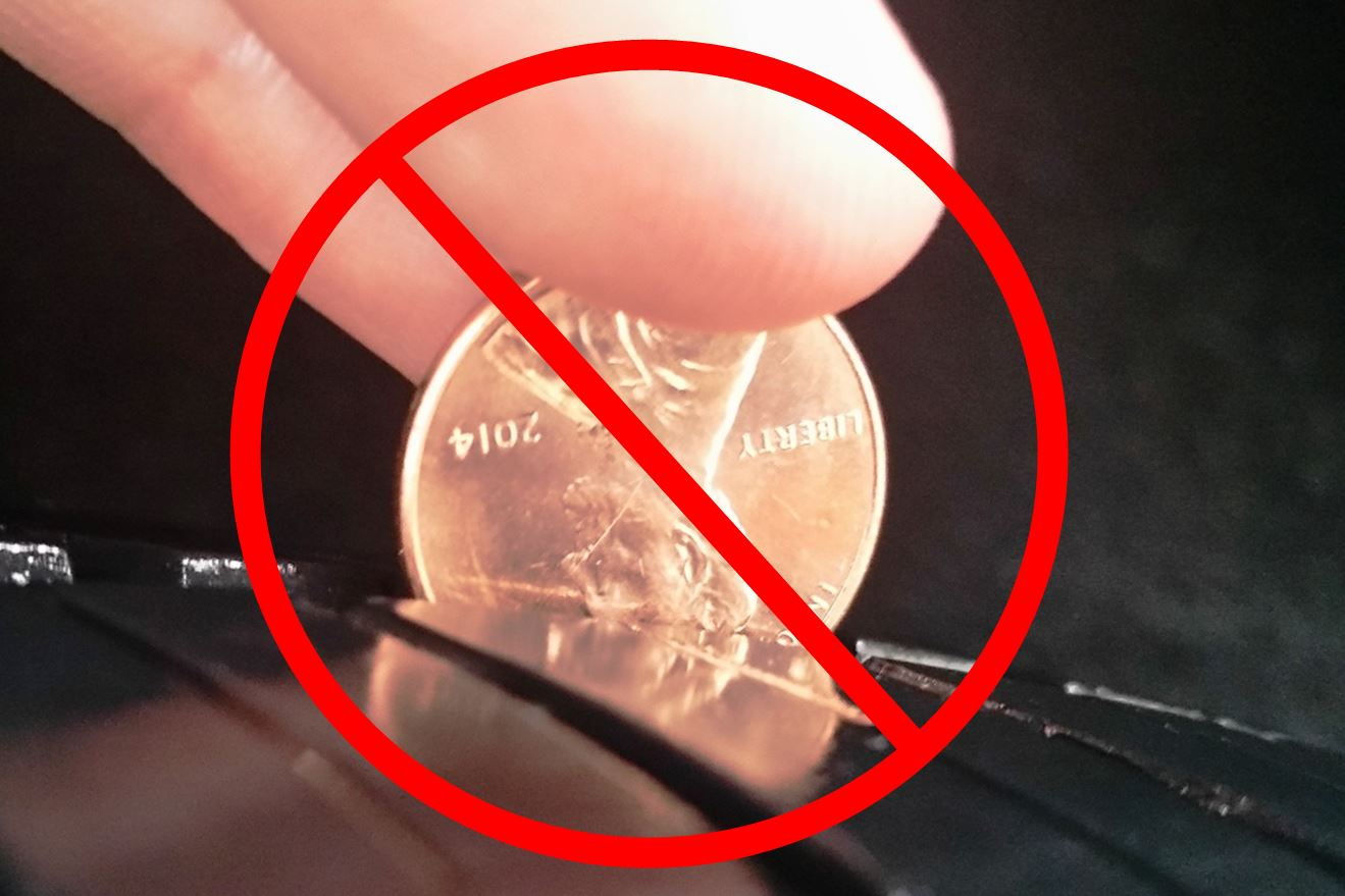Tire Penny Test >> Dishonest Abe: Why You Shouldn't Use the Penny Test to ...