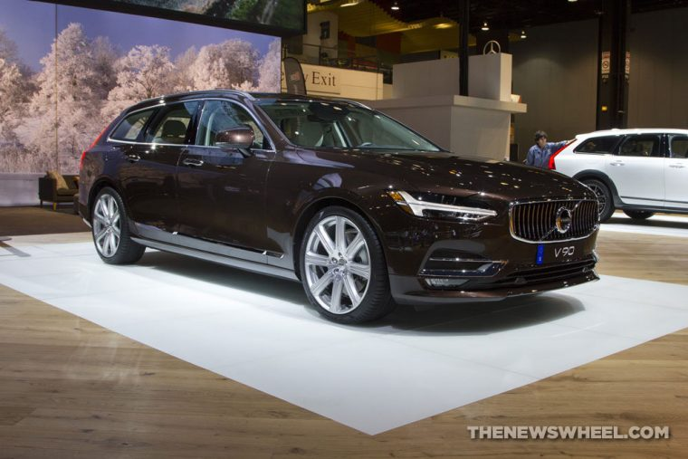 2018 volvo wagon. unique 2018 the allnew volvo v90 wagon carries a starting msrp of 49950 in the us inside 2018 volvo