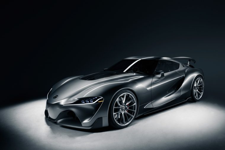 The new Toyota Supra is expected to debut at the 2017 Tokyo Motor Show