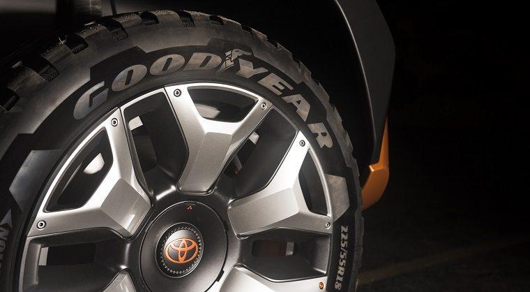 Toyota FT-4X NYIAS Teaser