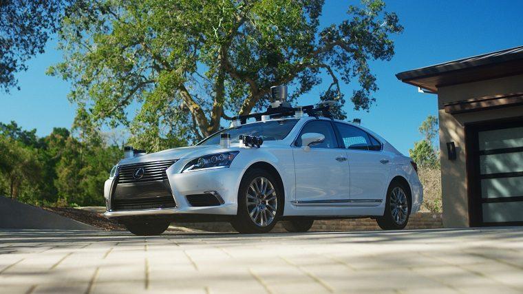 Toyota TRI Self-Driving Platform