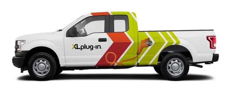 Ford eVQM XL Hybrids F-150 plug-in hybrid