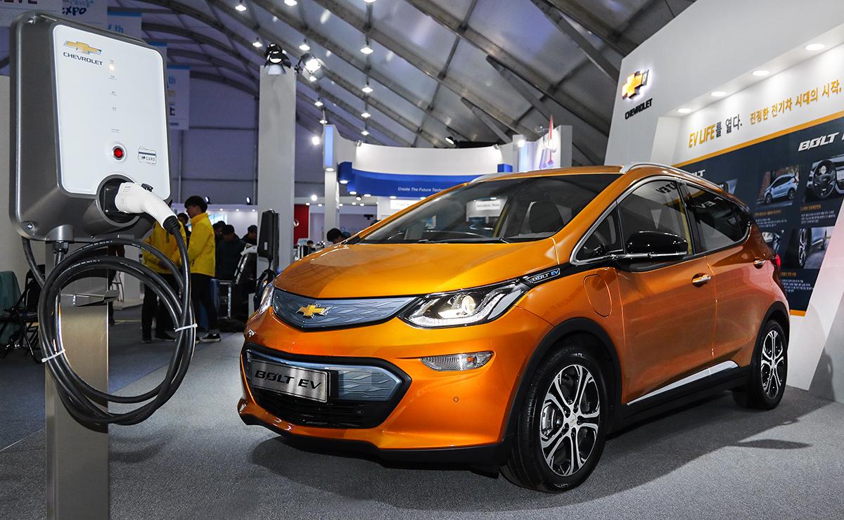 Chevrolet Bolt Korea