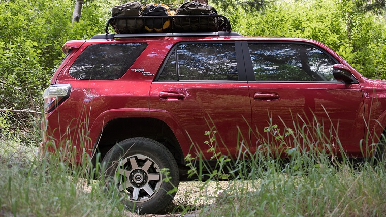 2017 Toyota 4runner Overview The News Wheel
