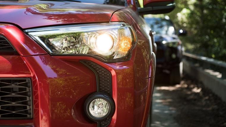 2017 Toyota 4Runner exterior