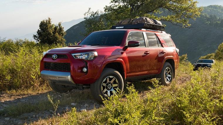 2017 Toyota 4runner Overview The News Wheel