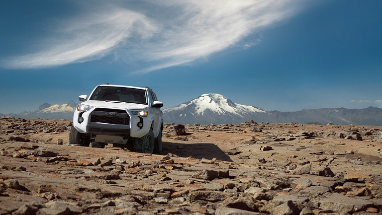 2017 Toyota 4Runner Overview | The News Wheel