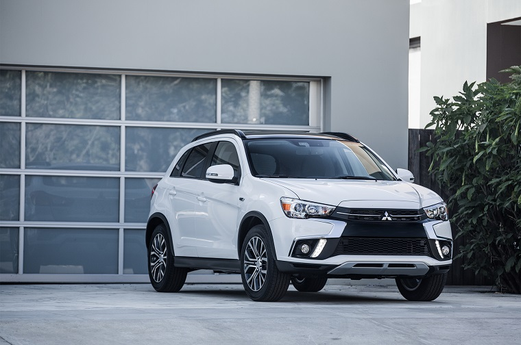 2018 Mitsubishi Outlander Sport Will Bring Several Updates to New York | The News Wheel