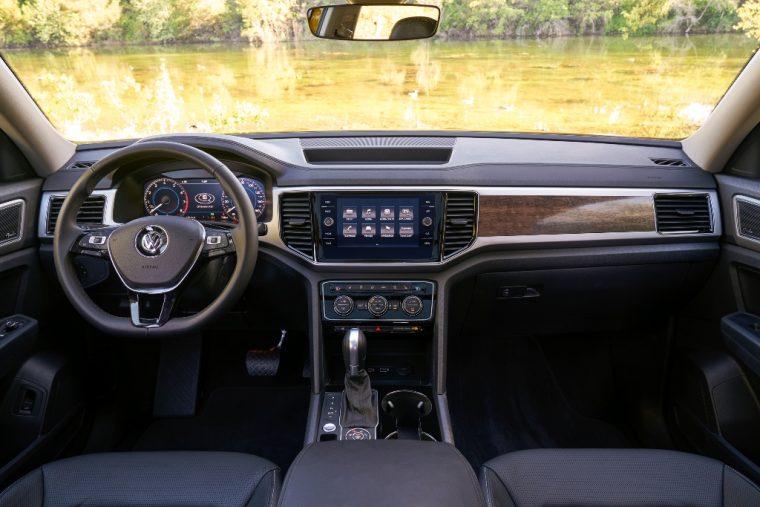 Honda Pilot Captains Chairs >> 2018 Volkswagen Atlas Price Guide: SUV Starts at $30,500 ...