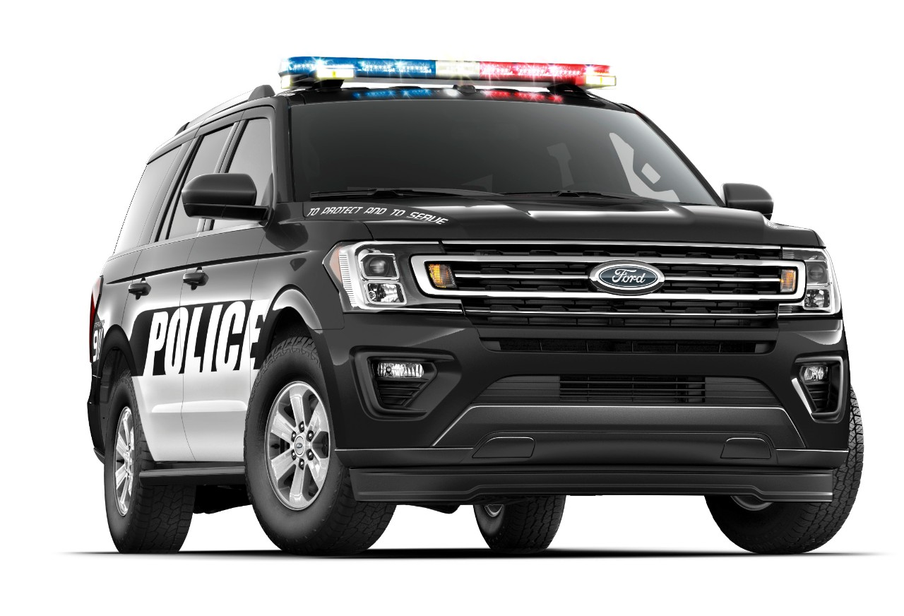 Joining the Force: Ford Announces 2018 F-150, Expedition Special Service Vehicles - The News Wheel