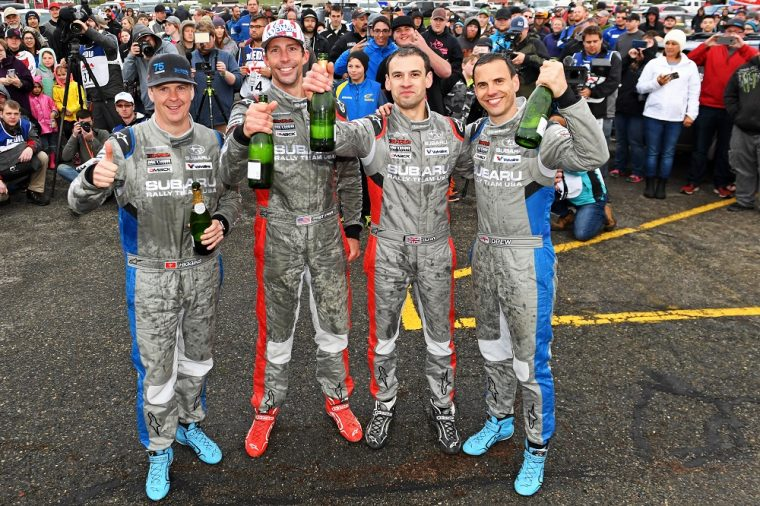 David_Higgins_Travis_Pastrana_Robbie_Durant__and_Craig_Drew_celebrate