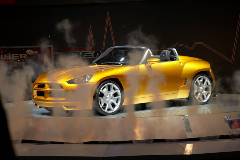 What Ever Happened To The Original Dodge Demon Concept The News Wheel