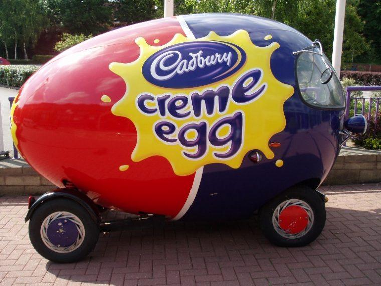 Image result for egg car