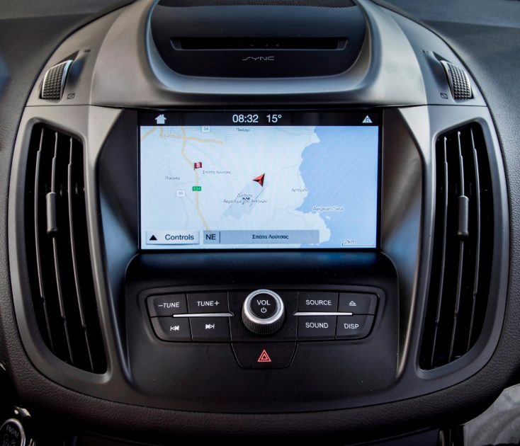 Ford SYNC 3 South Africa