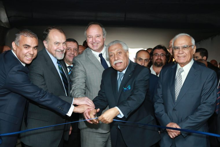 GM Dealer in Jordan inaugurates new state of the art service center